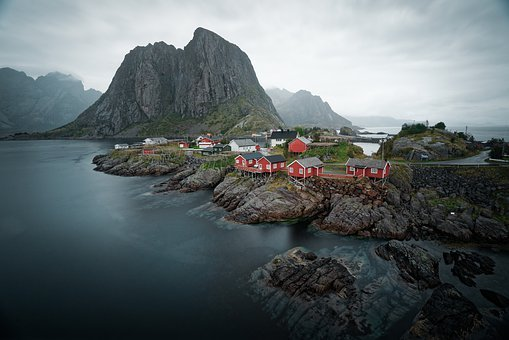 Explore Norway by motorhome