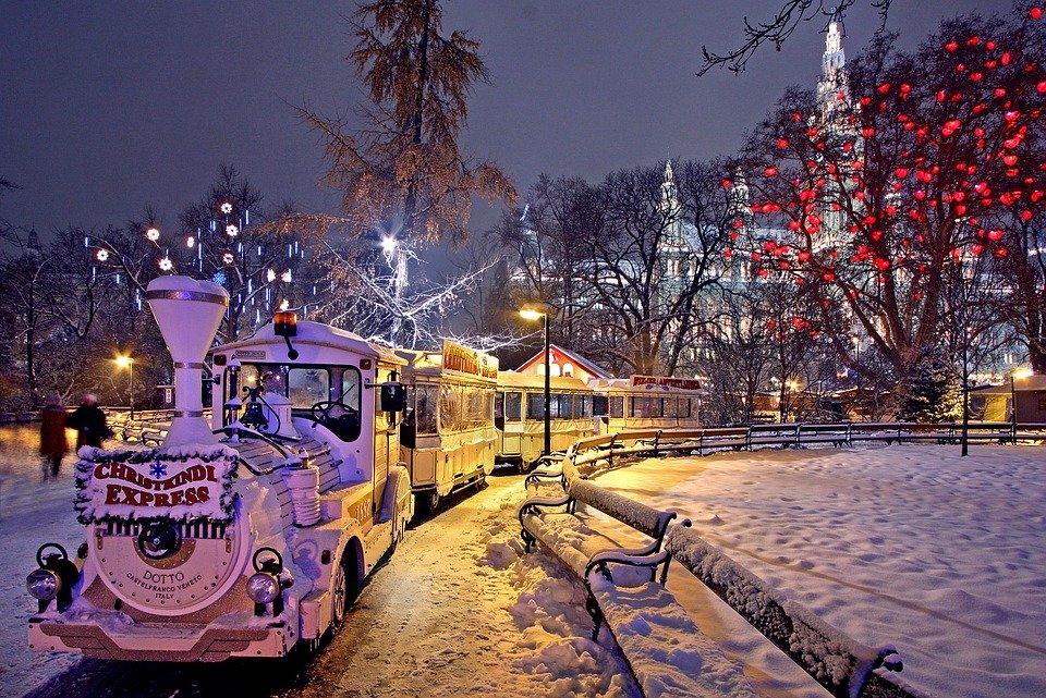 Noël en camping-car