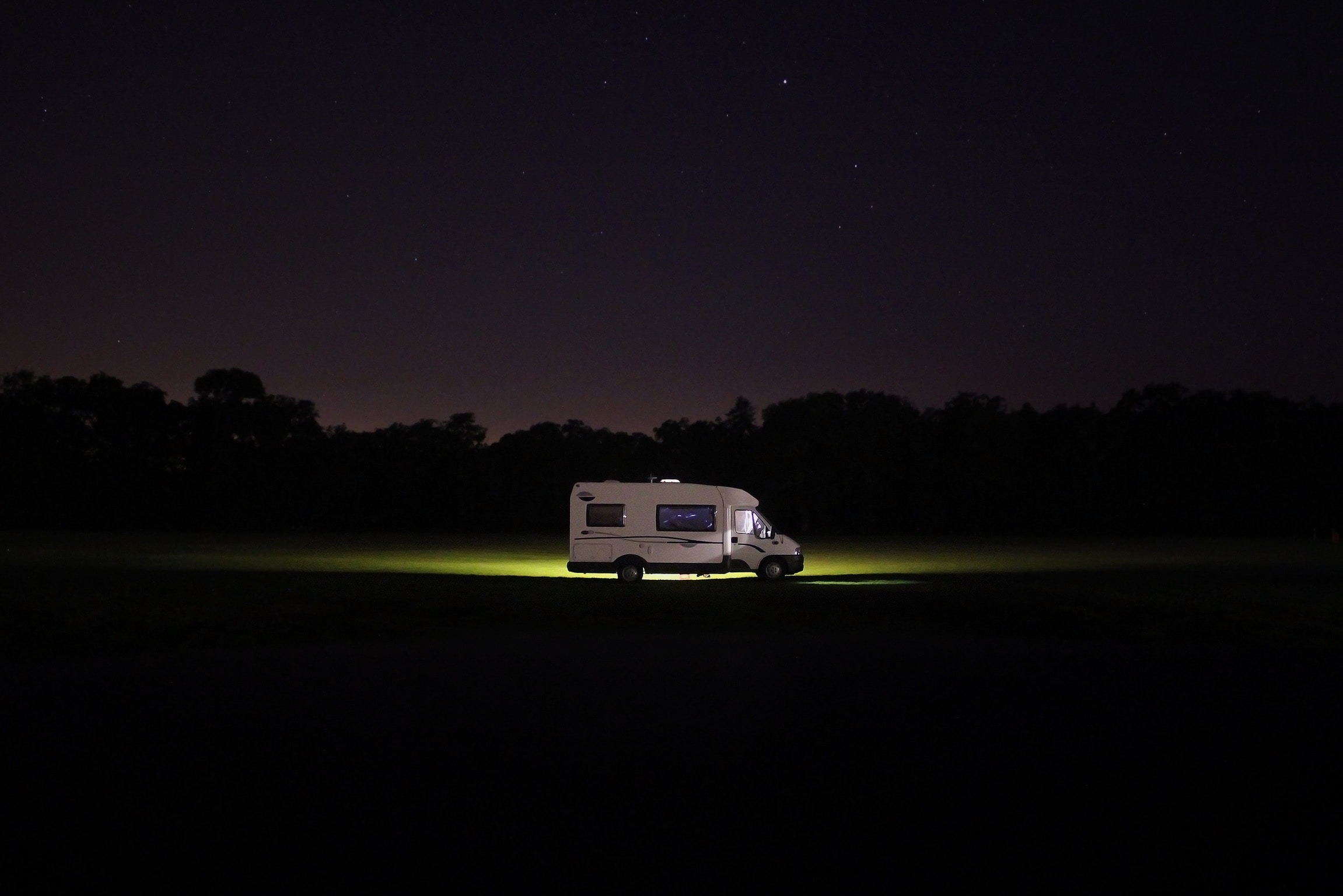 tips for a motorhome