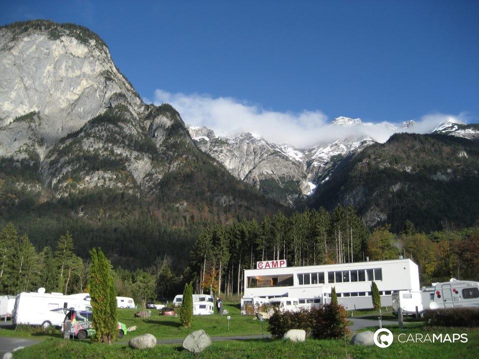 Autriche CaraMaps voyage