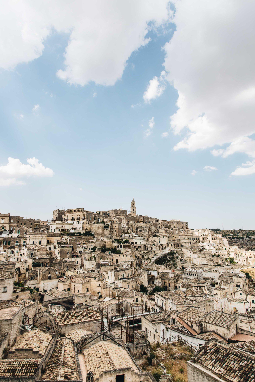 Visit Puglia in motorhome