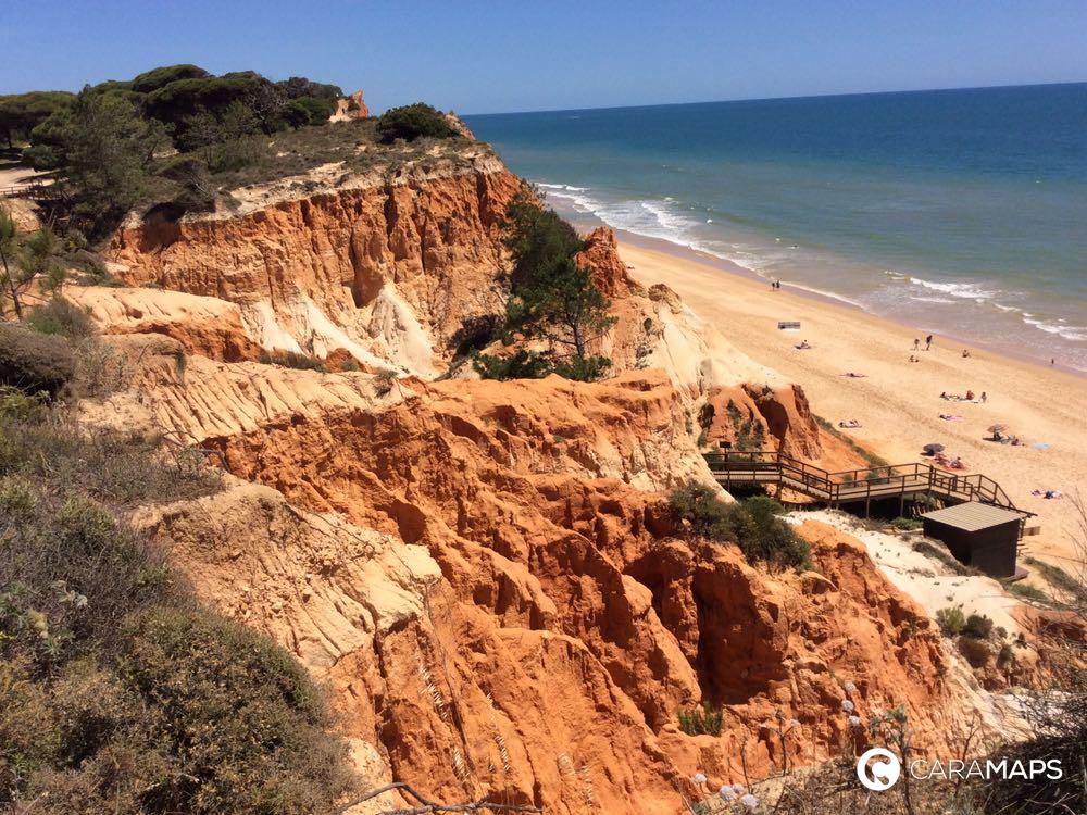 Algarve Portugal CaraMaps