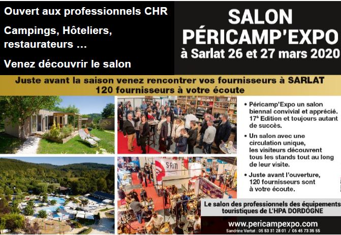 salon Péricamp'Expo