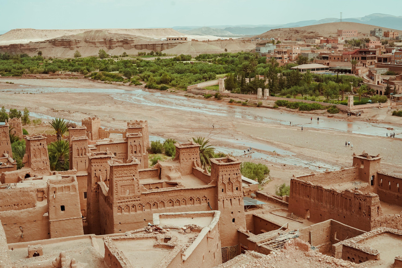 Morocco by motorhome