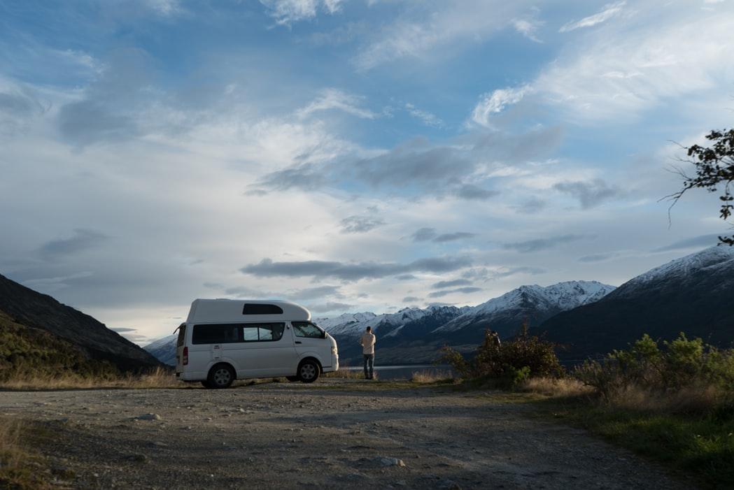 parcheggiare camper