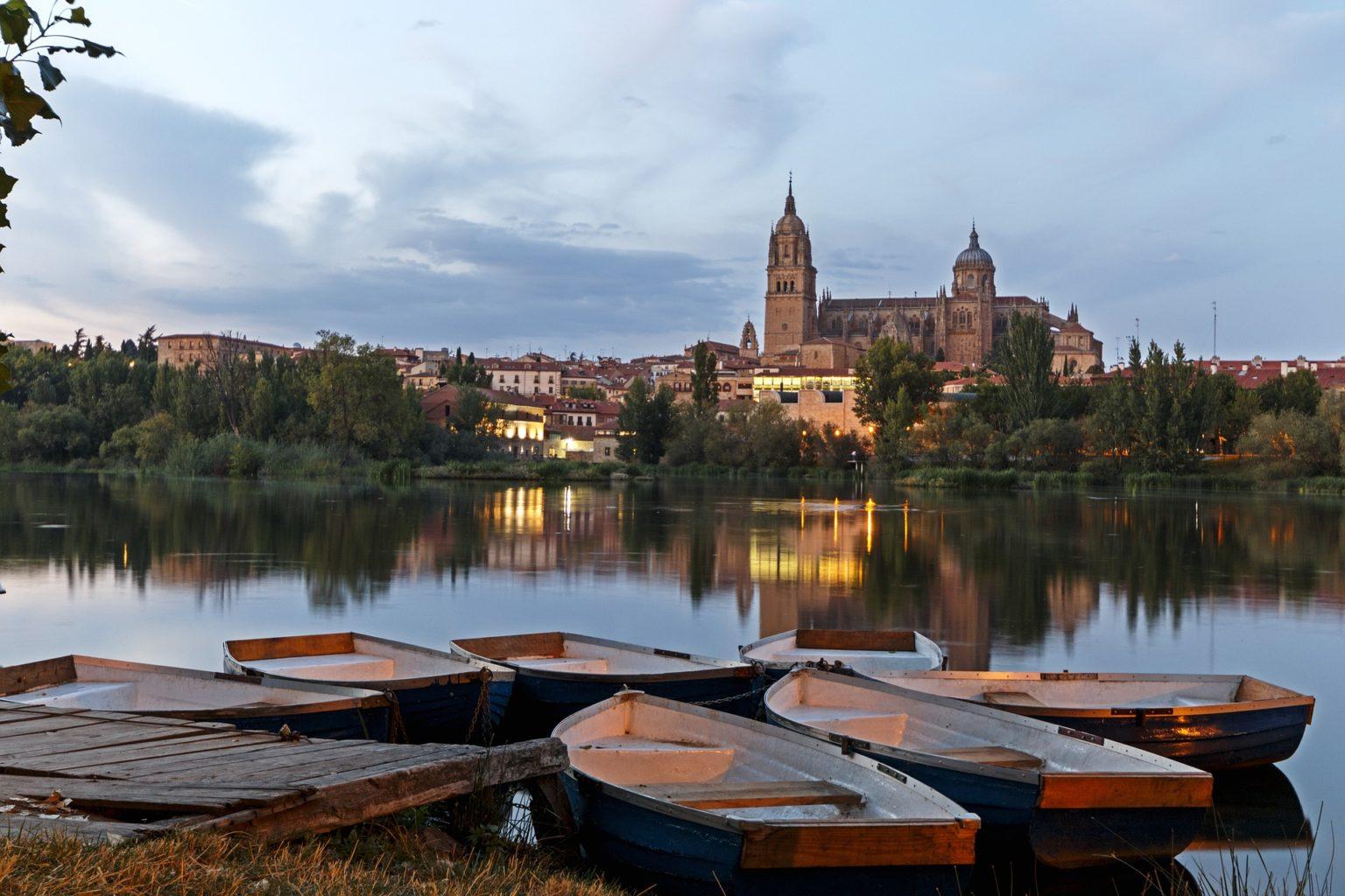 viajar Salamanca