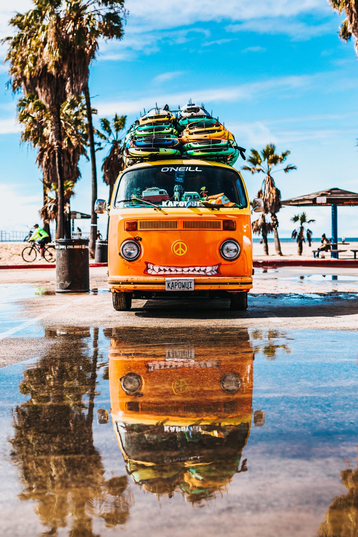 photographier votre camping-car