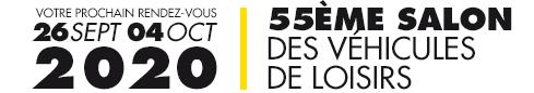 Salon des Véhicules De Loisirs de Paris-Le Bourget
