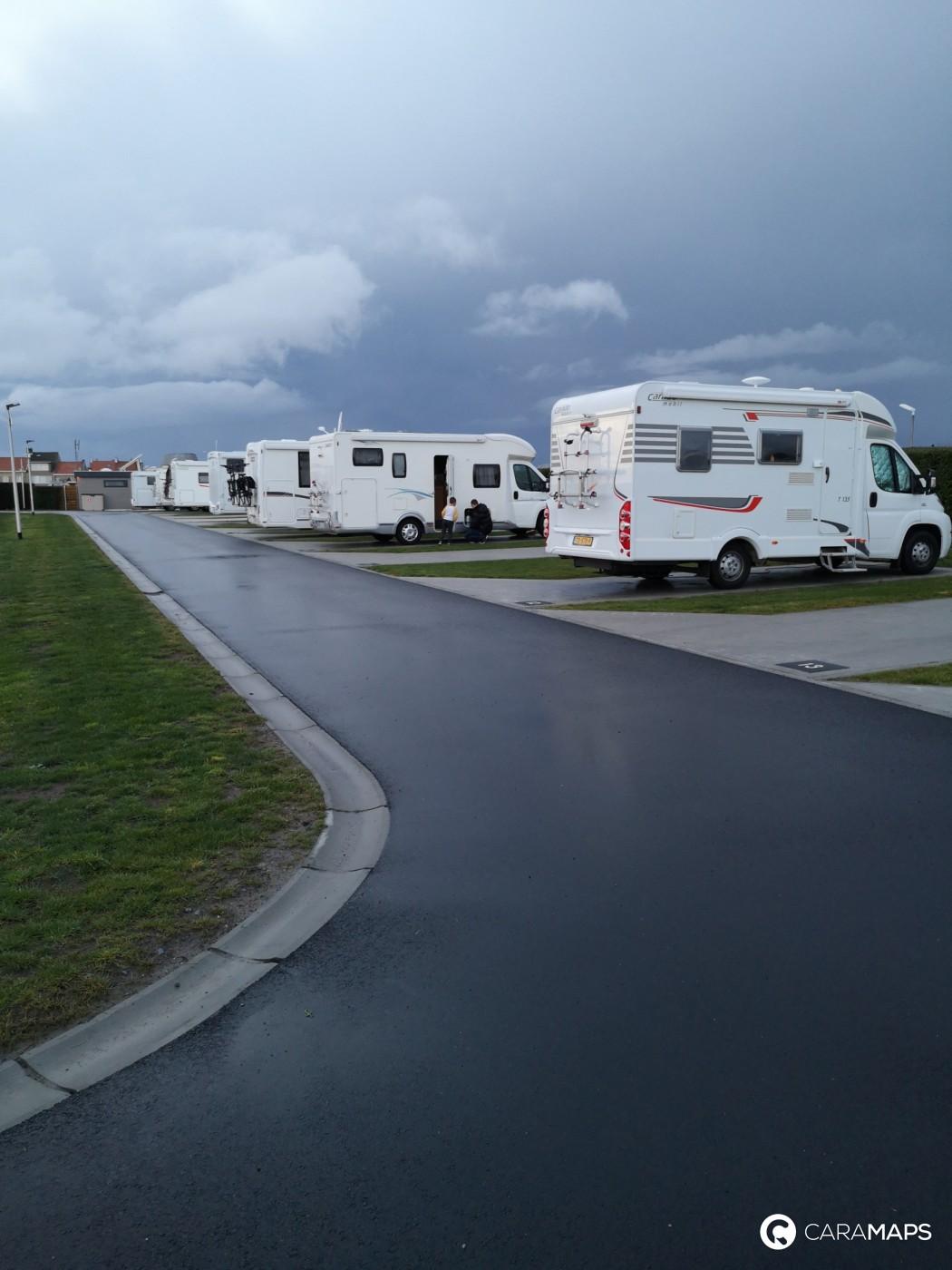 10 aree camper preferite