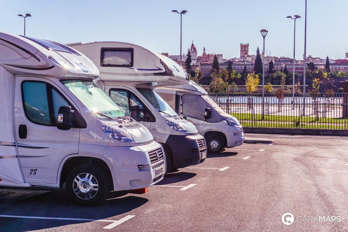 aires camping-car préférées