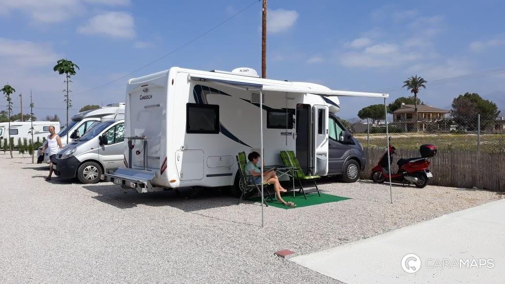 viaggio camper