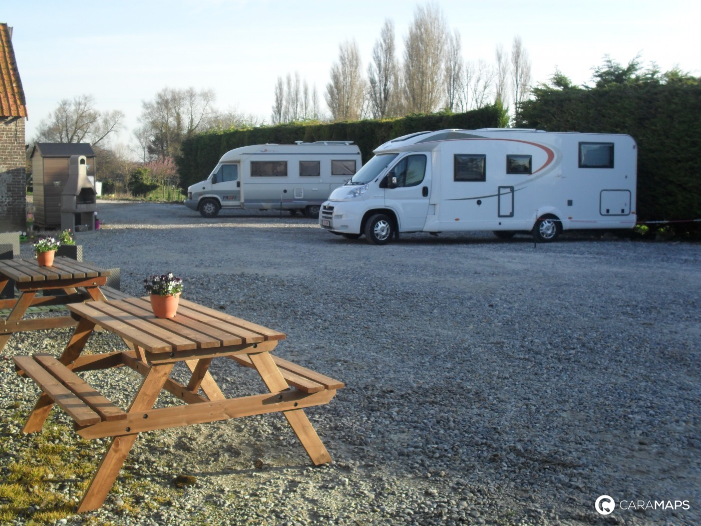 10 aree camper più accoglienti