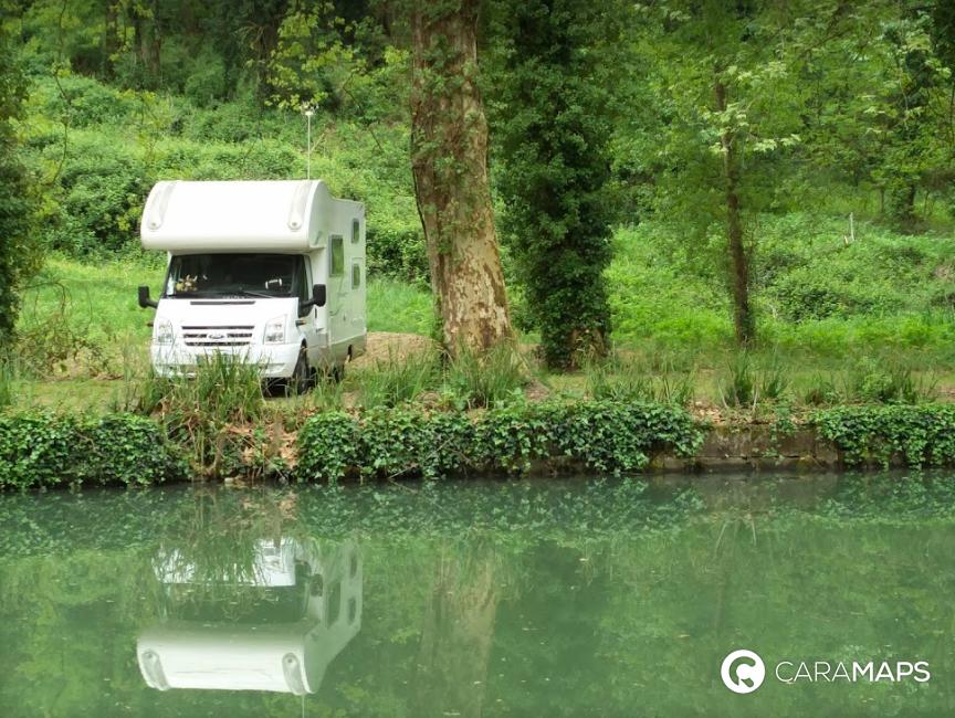 pêcher en camping-car