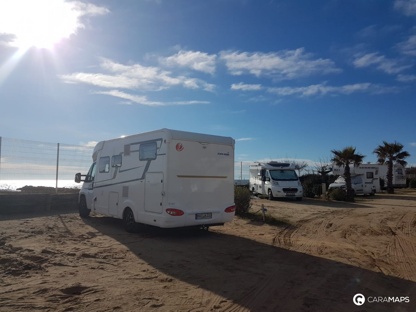favorite motorhome areas March