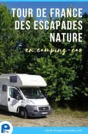 guides de voyage en camping-car
