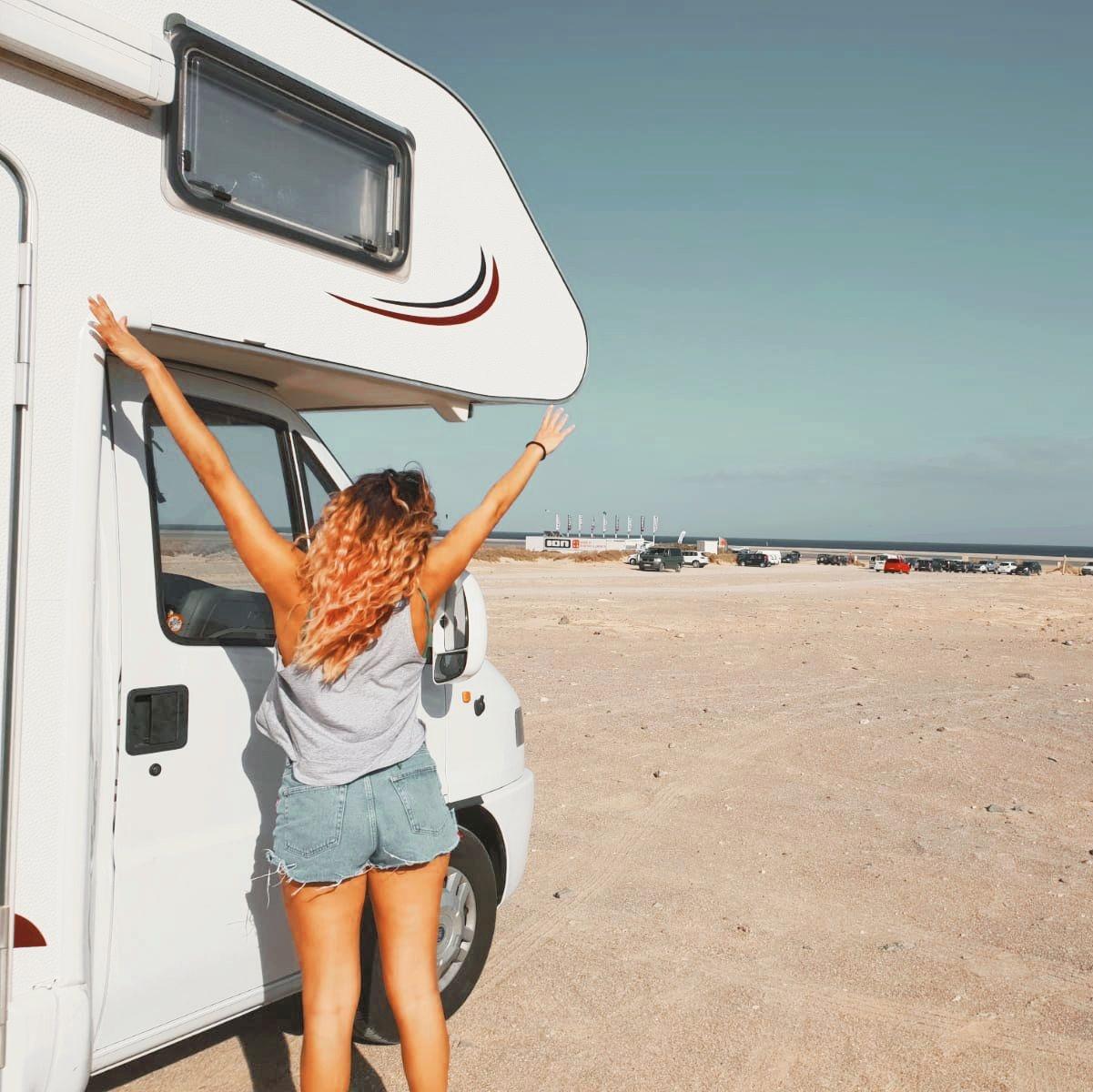 voyager en camping-car