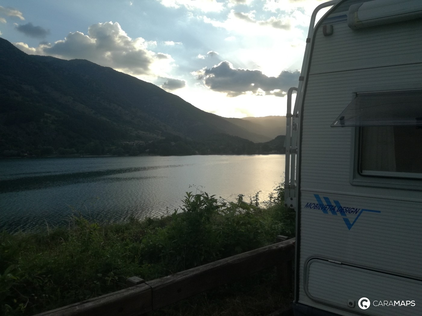 Abruzzo by motorhome