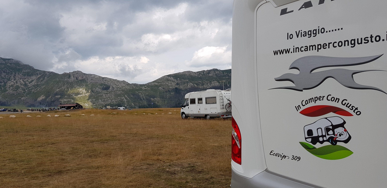 Abruzzes en camping-car
