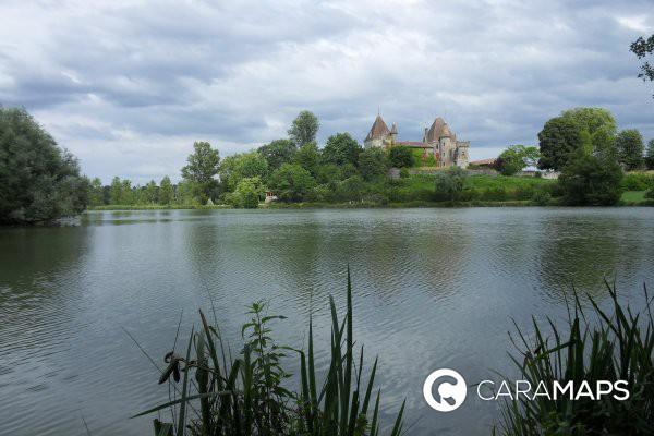 Gas Station Prices >> Discover Chateau de Laubesc, a step by CaraMaps