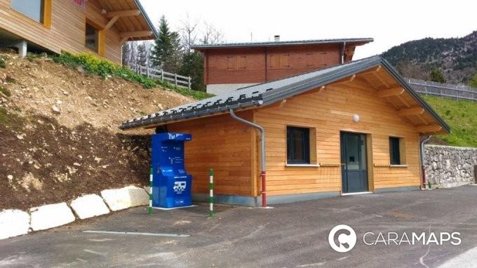 Discover aire de services de lans en vercors a step by - Office du tourisme lans en vercors ...