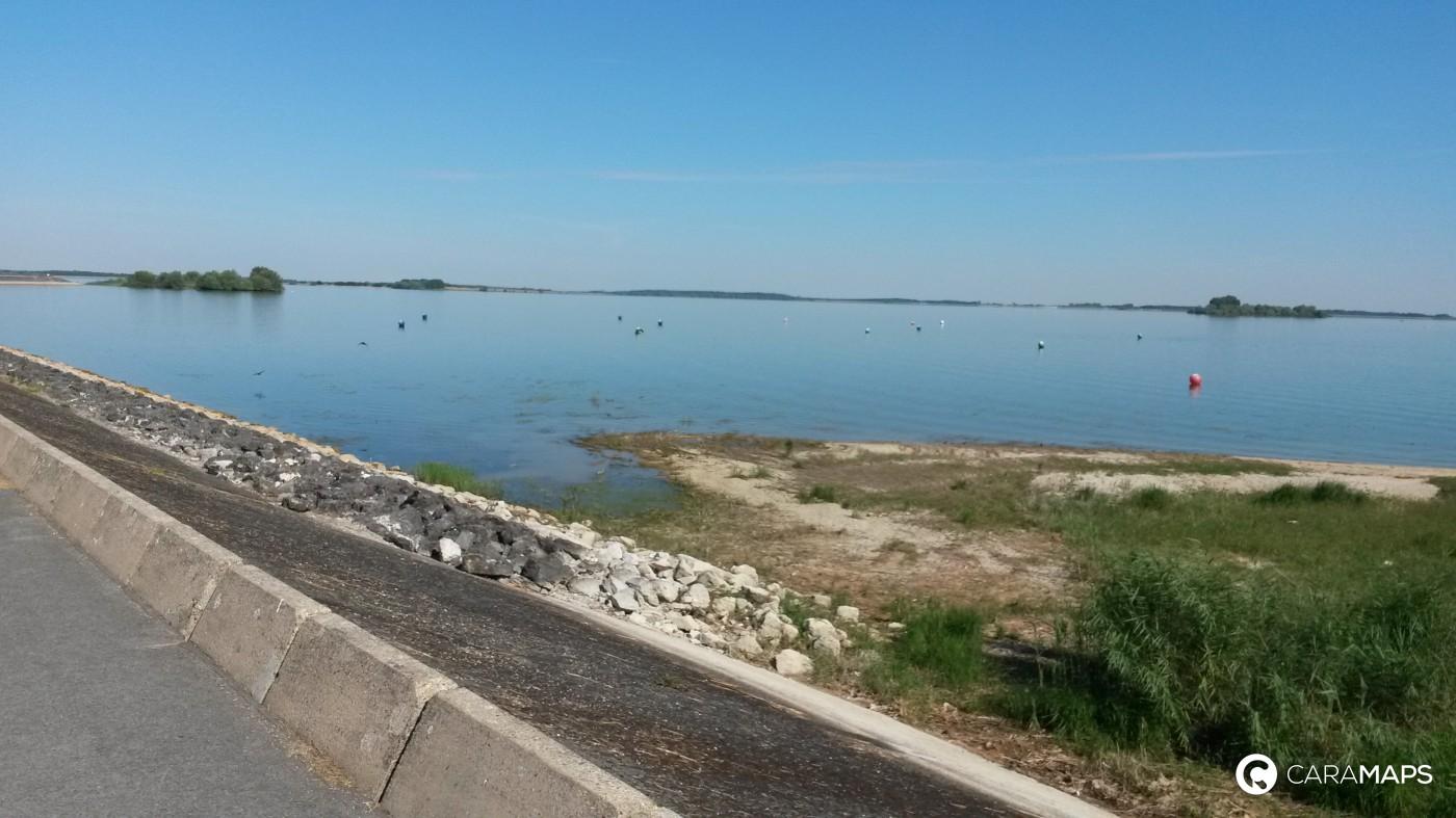 D couvrez aire intercommunale de la station nautique de giffaumont une tape caramaps - Office tourisme lac du der ...
