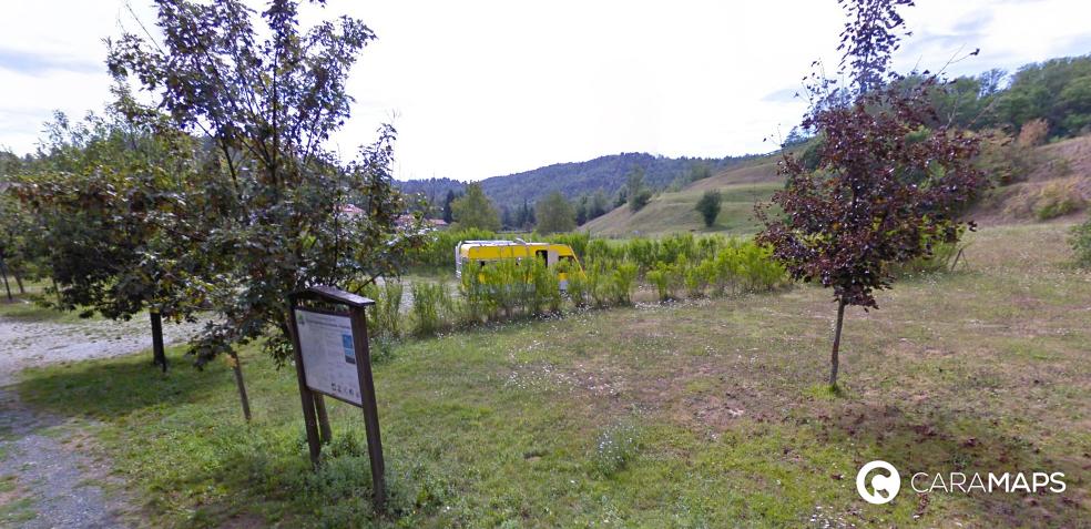 Discover Area Sosta Camper Giusvalla A Step By Caramaps