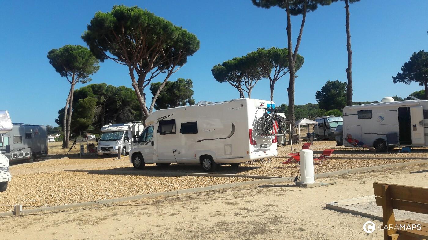 Discover Algarve Motorhome Park Fal 233 Sia A Step By Caramaps