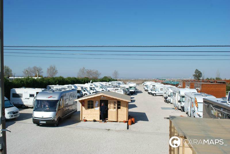 Discover Area Camping Car La Marina A Step By Caramaps