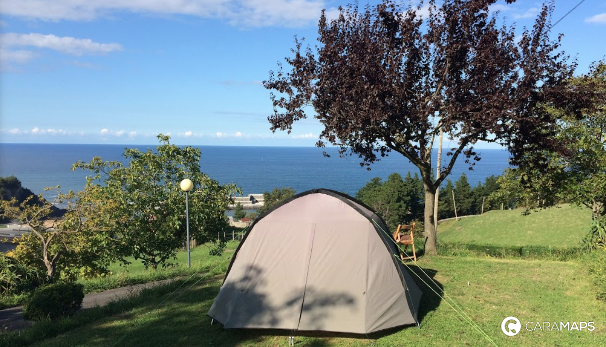 Discover Camping Aitzeta A Step By Caramaps