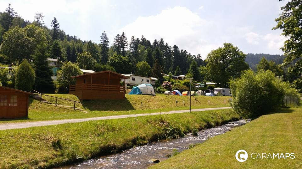 Campingplatz Bad Herrenalb