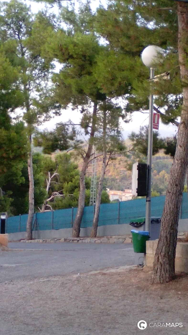 Discover Camping Altomira A Step By Caramaps