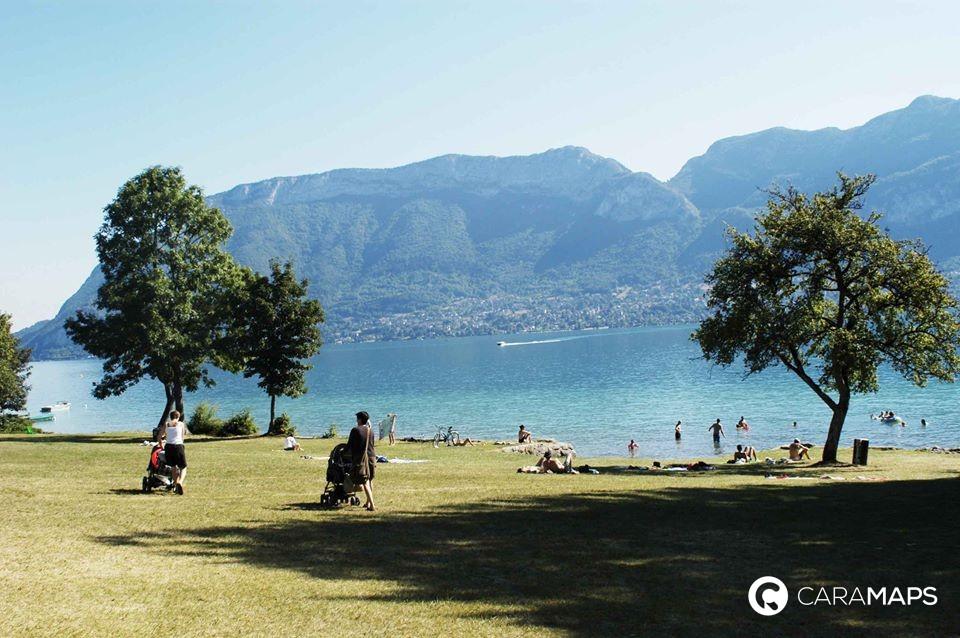 Discover Camping Au Coeur Du Lac A Step By Caramaps