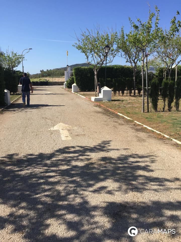 Discover Camping Bahia De La Plata A Step By Caramaps
