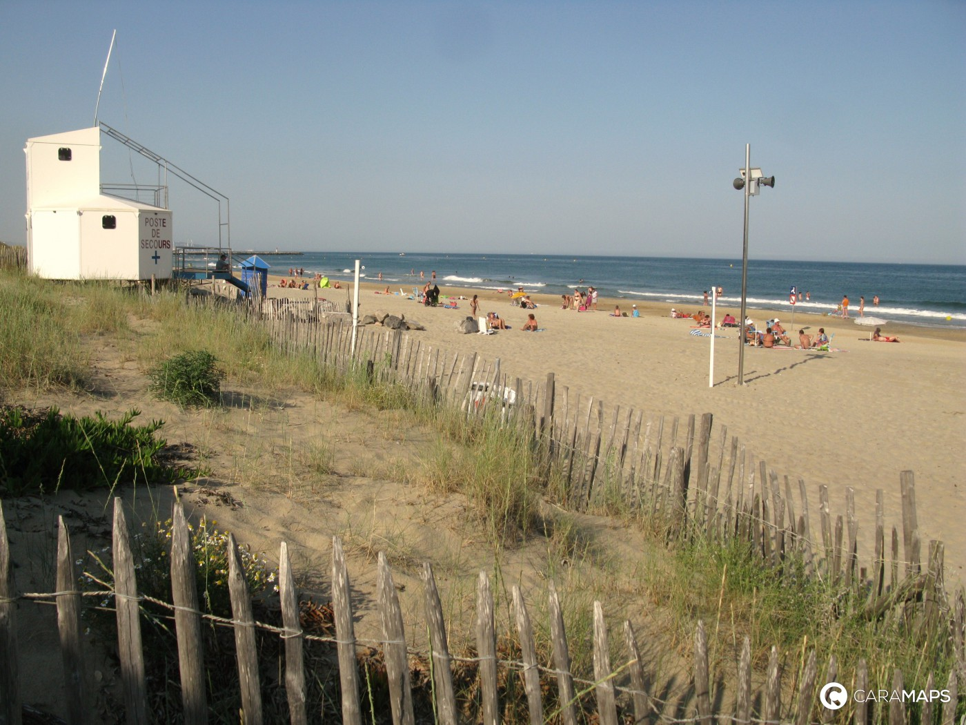 Discover Camping Beauregard Plage A Step By Caramaps