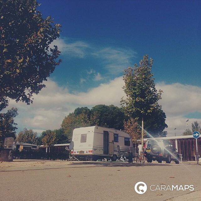 Discover Camping Ciudad De Zaragoza A Step By Caramaps