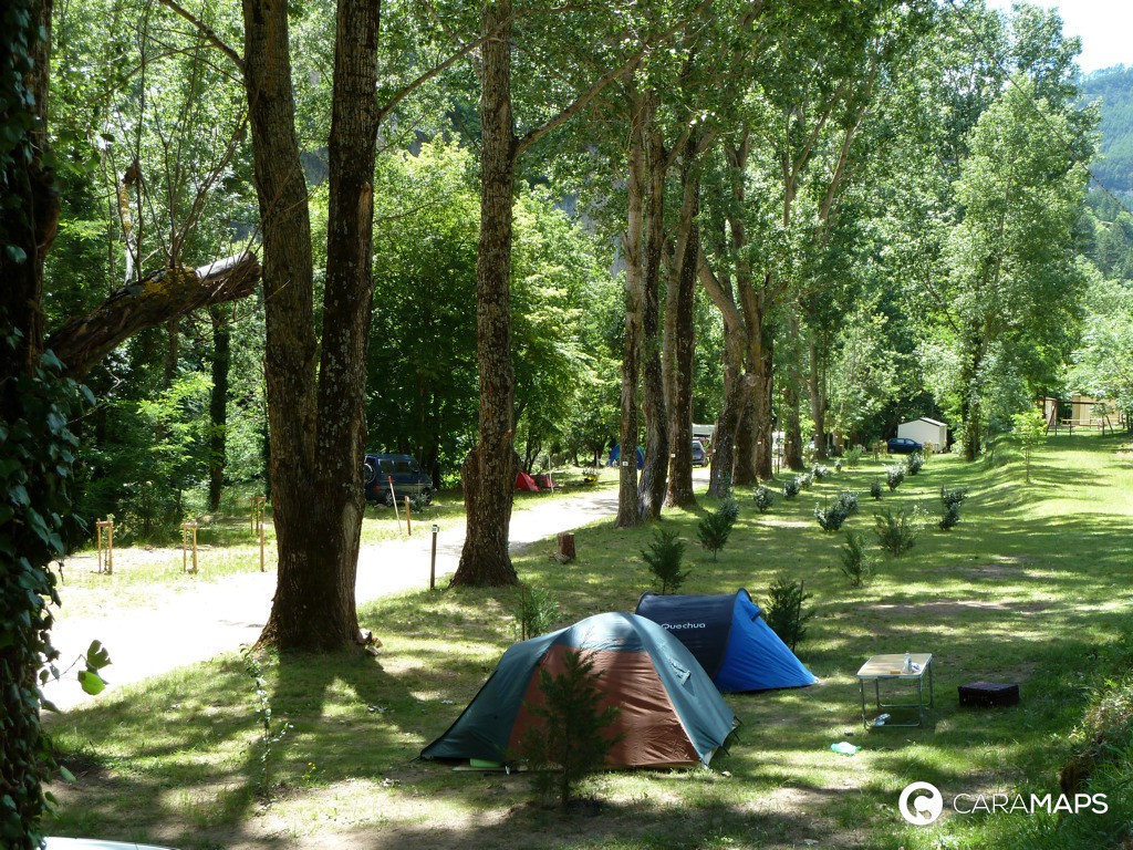 Discover Camping Des Gorges Du Tarn A Step By Caramaps