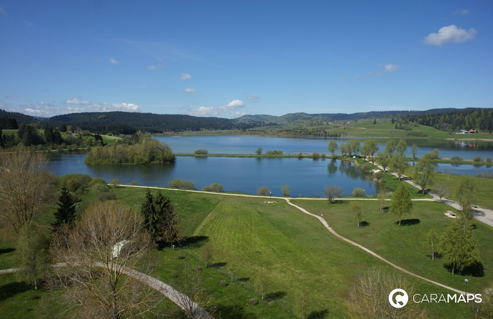 Discover Camping Du Lac De Remoray A Step By Caramaps