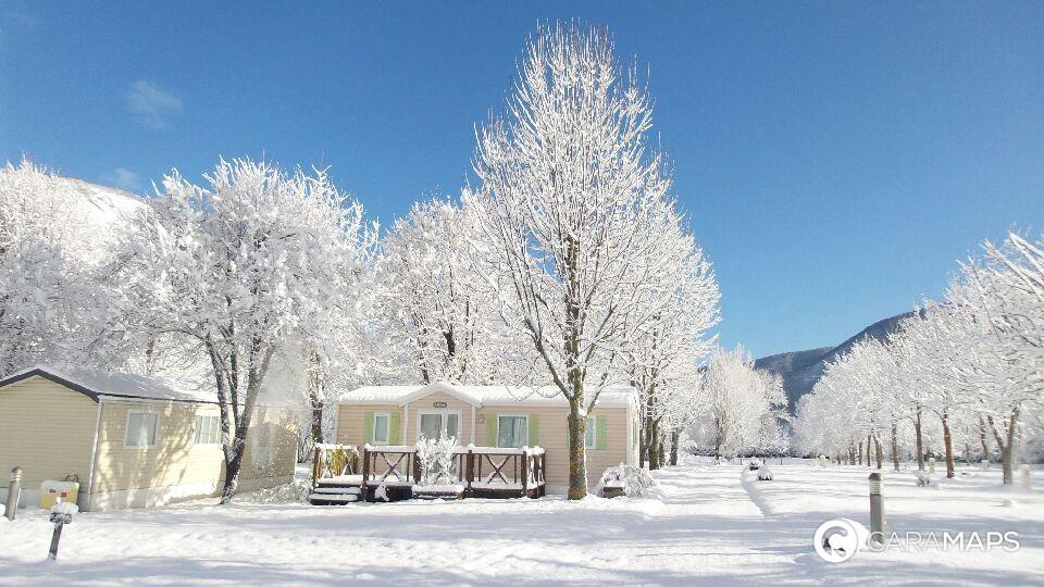 D couvrez camping du val d 39 autun une tape caramaps - Office du tourisme saint lary soulan ...