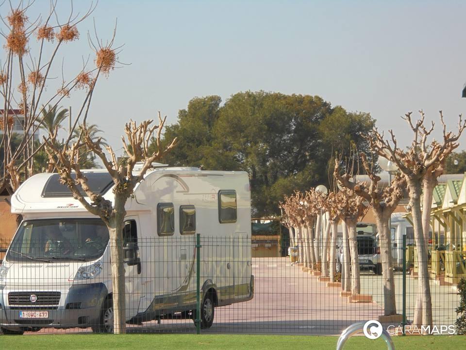 D couvrez camping el jardin une tape caramaps for Camping el jardin