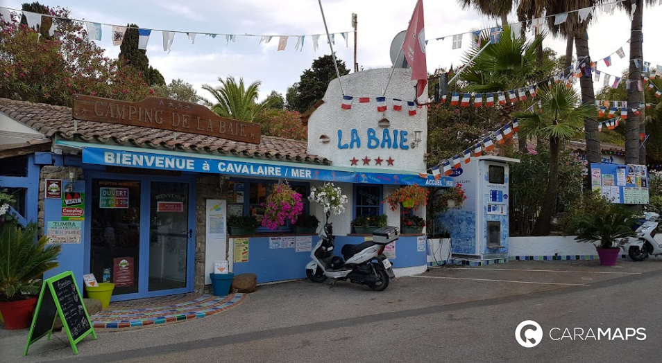 Discover Camping La Baie A Step By Caramaps