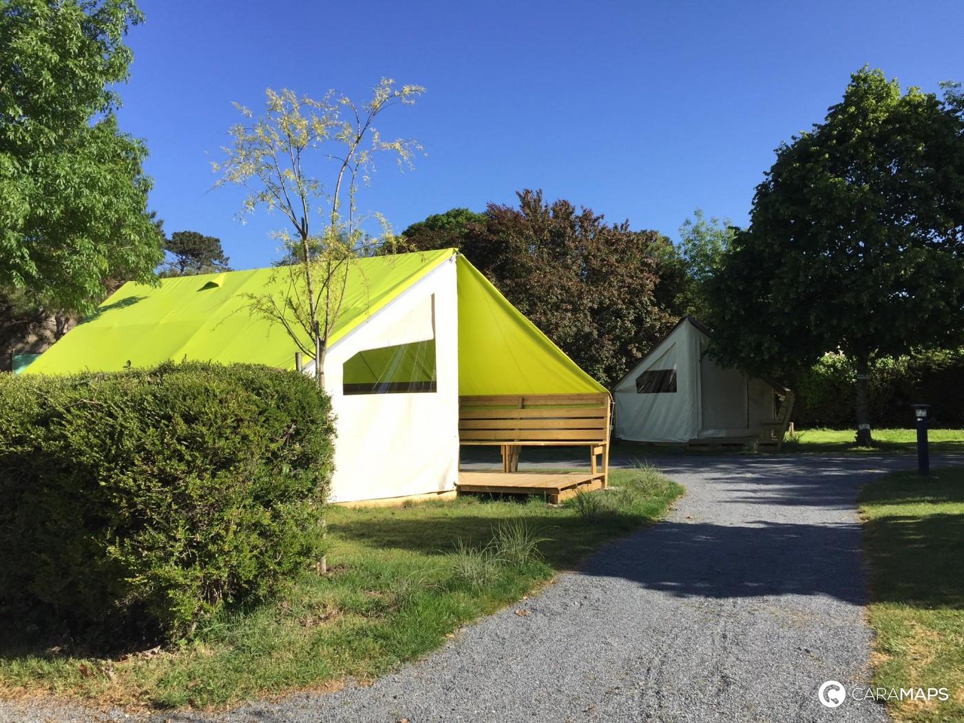 D couvrez camping la borderie une tape caramaps - Saint palais sur mer office du tourisme ...
