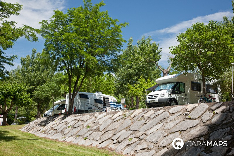 Discover Camping L Ardechois A Step By Caramaps