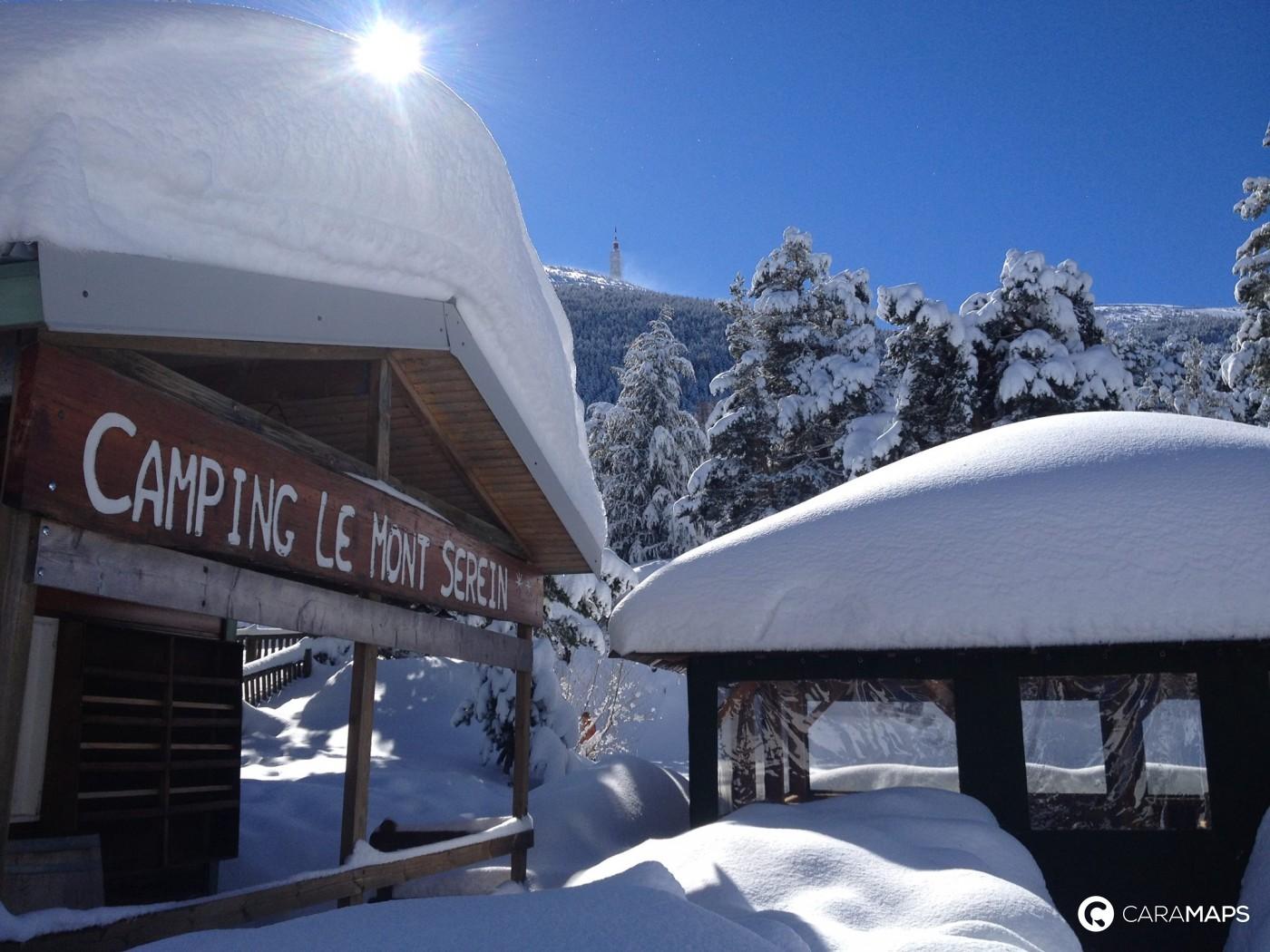 Mont Serein Camping Car