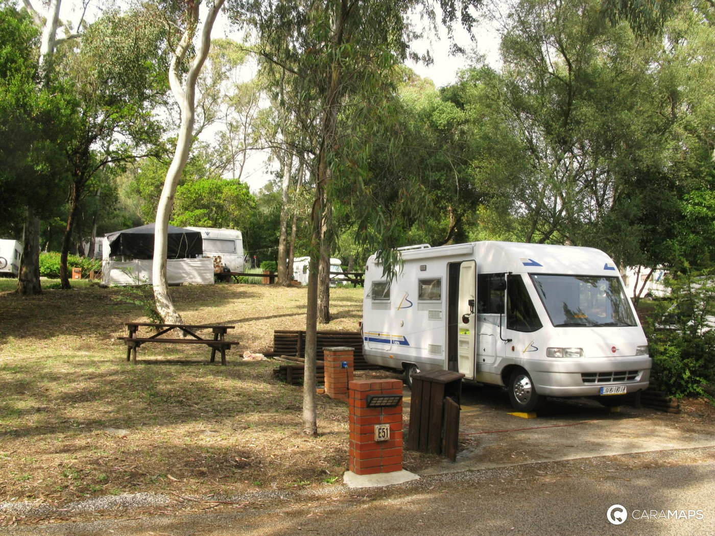 Discover Camping Lisboa A Step By Caramaps