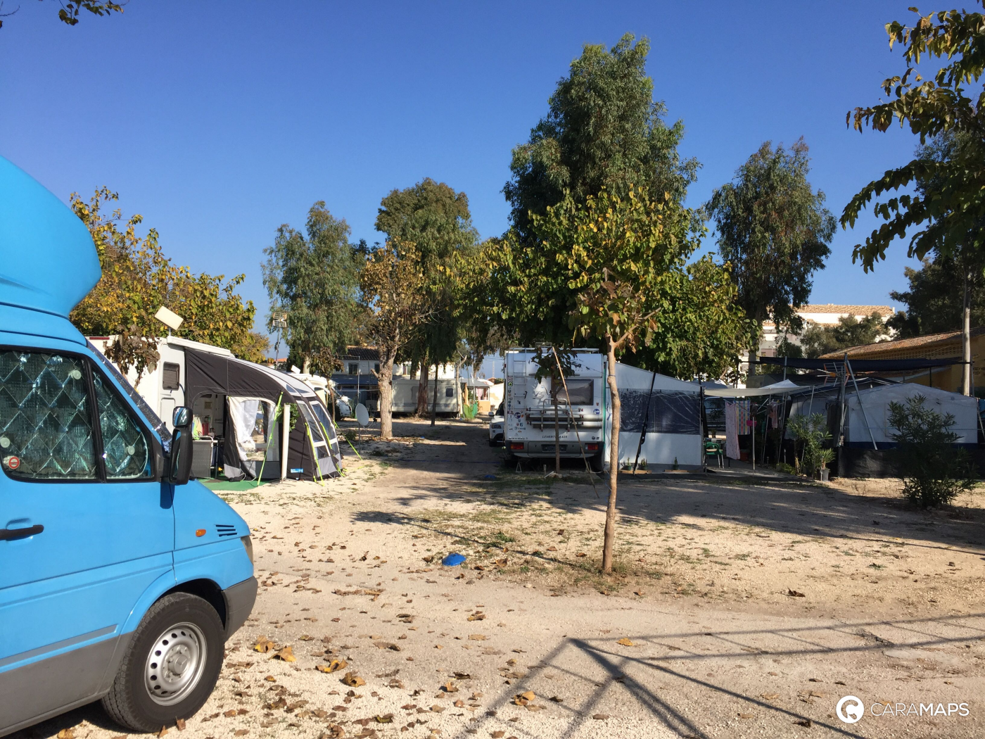 Discover Camping Los Patos A Step By Caramaps