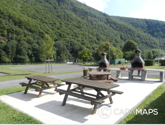 Discover Camping Municipal Bellevue A Step By Caramaps