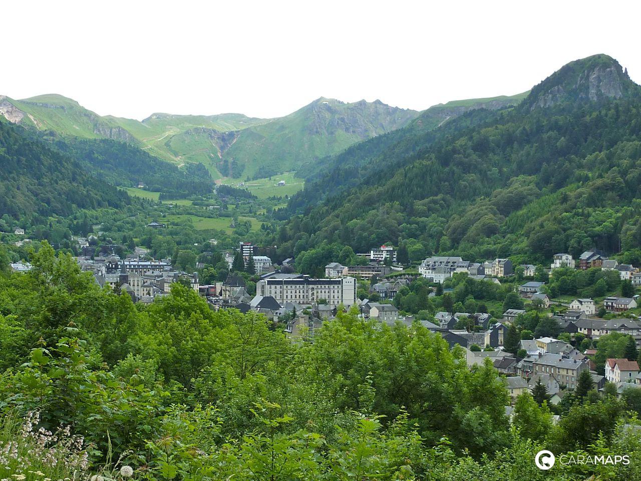 Camping La Plage Verte Mont Dore #6: Wikipédia | Daiit.com