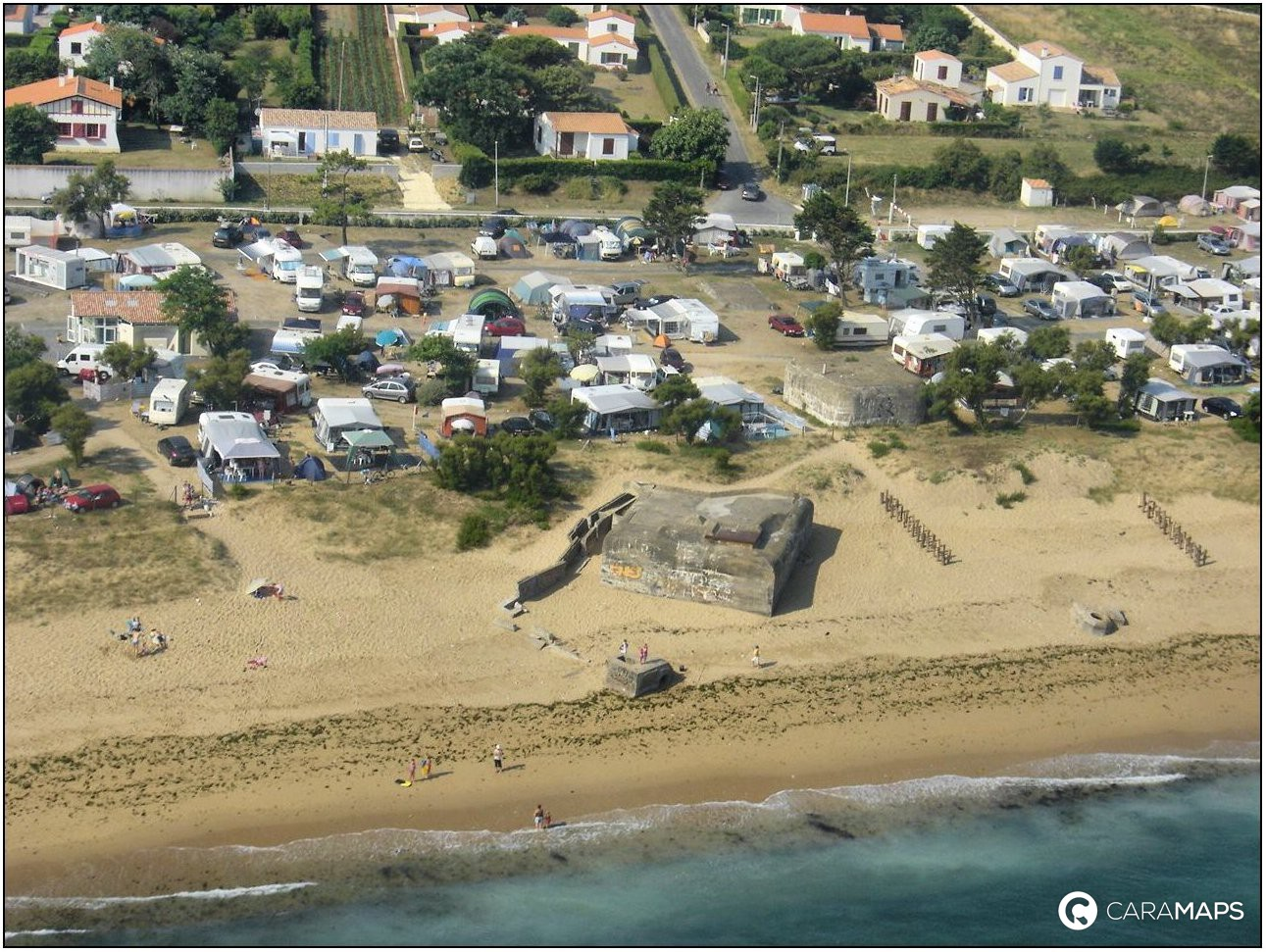 Discover Camping Municipal Saint Denis Oléron, a step by ...