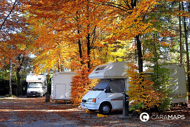 Discover Camping Nord-Sam, a step by CaraMaps