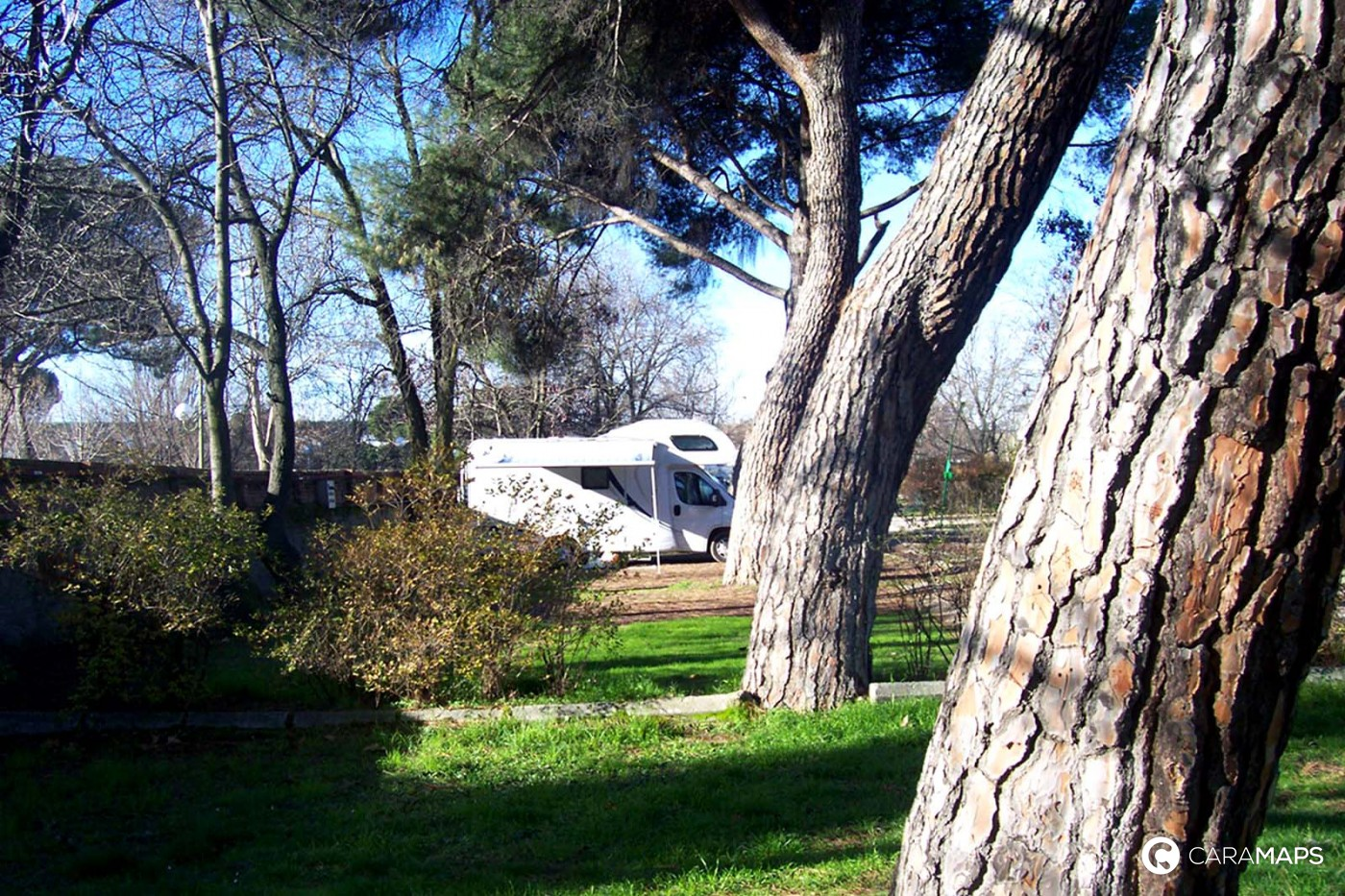 Discover Camping Osuna A Step By Caramaps